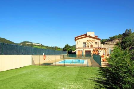 Family villa near Barcelona - Jorba - Vila