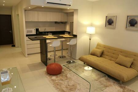 Studio in Playacar, 5 min to beach! - Playa del Carmen - Appartement