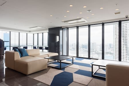 Tokyo Bay Super Luxury Tower ! - Apartment