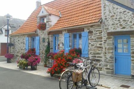 Maison charmante au calme proche commerces et mer - Townhouse