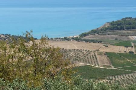 CASA IMMERSA NELLA RISERVA NATURALE DI TORRE SALSA - Villa