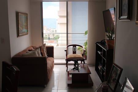 Apartamento cómodo y limpio - Bucaramanga - Apartament