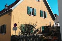 Oba's Heisle (in der Altstadt von Lauingen)