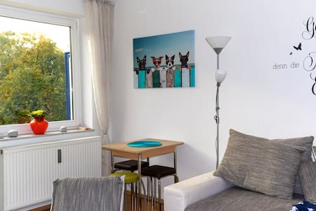 Gemütliche Wohnung in zentraler & ruhiger Lage - Braunschweig - Lyxvåning