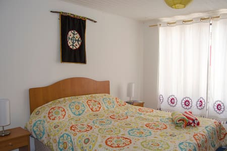 Hostel Casa Amarilla Talca - Bed & Breakfast