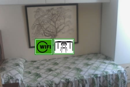 Private Room 1 Person +WiFi +Good Comunicated - Apartment