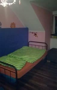 Tolles Zimmer im Zentrum von Wels - Daire