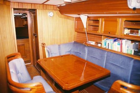 Voilier 12 m,  2 cabines doubles - Cannes - Barca