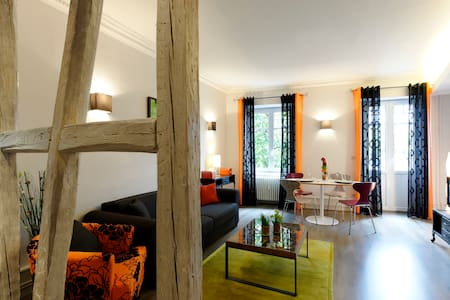 Appartement 1 chambre Le Rohan 2 - Flat