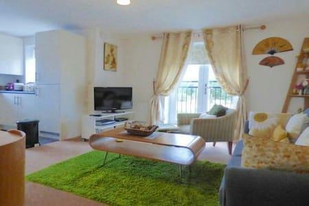 Luxury 2 bed 2 bath Furnished Home - Apartamento
