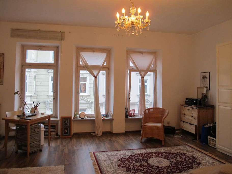 huge room in the heart of Munich