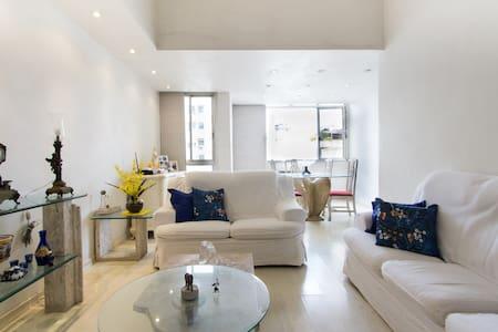 A private room at Copacabana beach! 3 min to beach - Lägenhet
