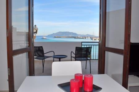 Casa La Praia, great sea view - Apartemen