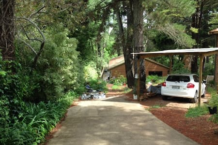 Cosy cabin/house in beautiful Leura - Haus