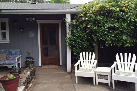 Sonoma Dragon Fly Cottage! - Sonoma