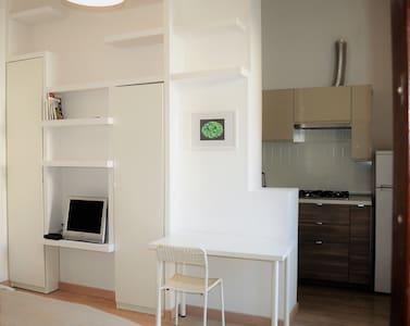 Monolocale con angolo cottura e bagno - Campobasso - Serviceret lejlighed