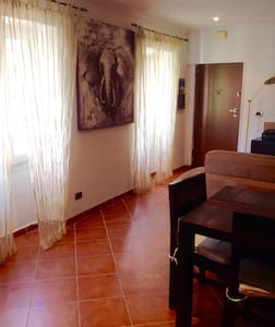 Studioflat located in the old side of ventimiglia - Ventimiglia - Huoneisto