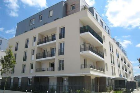 Chambre d'accueil Chartres - Centre - Lucé - Apartment