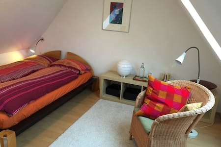 Mansard - Comfortable and Central - Appartement