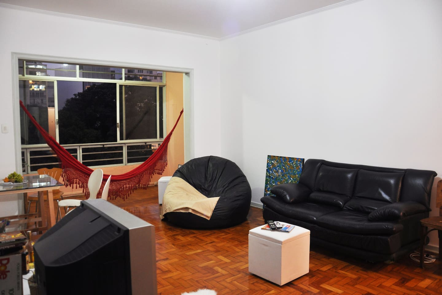 I am working or studying most of the time, so you will have the apartment all for yourself.