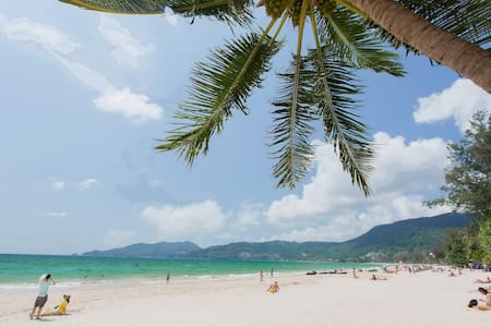 D deluxe for 2, balcony and seaview - Patong - Pension