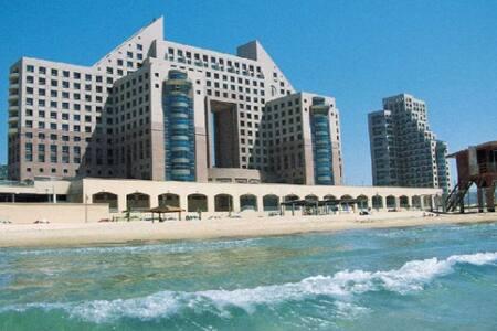 Leisurely Apartment Haifa's coast