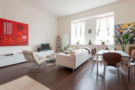 Urban Oasis - Downtown Luxury Loft