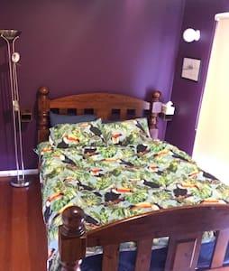 Cozy, pet friendly accommodation - Haus