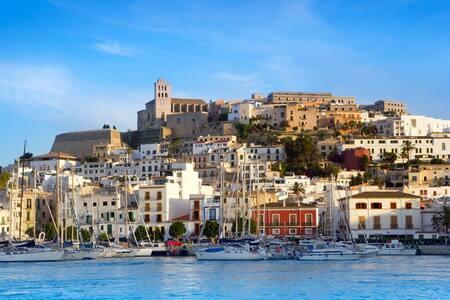 Centro de Ibiza! - Selveierleilighet
