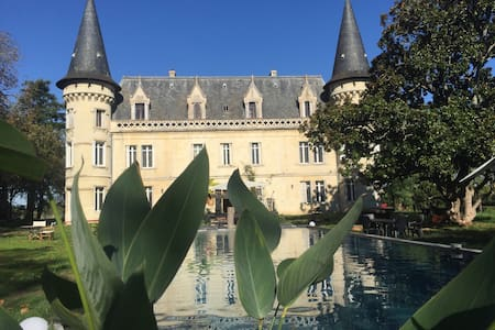 CHATEAU BORDEAUX & VIGNOBLE - Schloss