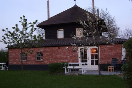 Lodge Rood with Swimming Pool! - Buurmalsen - Apartment