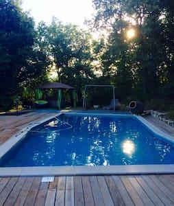 Villa en provence verte pour 8 personnes - Néoules - Villa