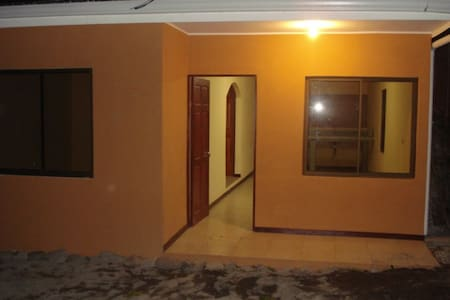 Comfortable, cozy apartment in Guachipelín, Escazú - San Rafael - Apartamento
