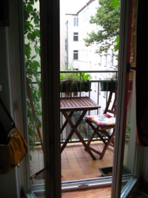 Beautiful apartment in Kreuzberg