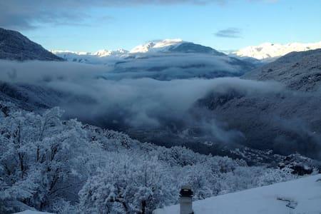 Alpine Chic Mountain Retreat - Saint-Marcel - Bed & Breakfast
