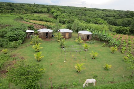 Nicaragua Farmstay Finca Joco Mico - Asrama