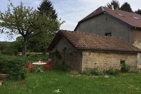 Maisonnette dans la campagne - Rumah