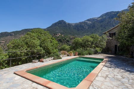 ES PUJOL Pool and Views up to 5