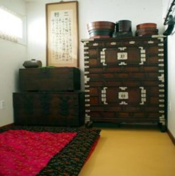 Traditional Style Double Room