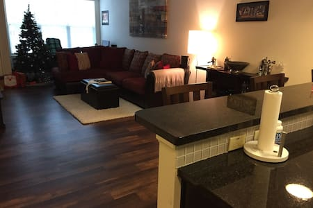 Modern Apt 35min Train to NYC - Maplewood - Daire