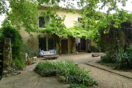 B&B/ maison artiste/ Arles/Avignon - Bed & Breakfast