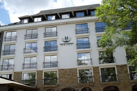 Nairobi Upperhill Hotel - Bed & Breakfast