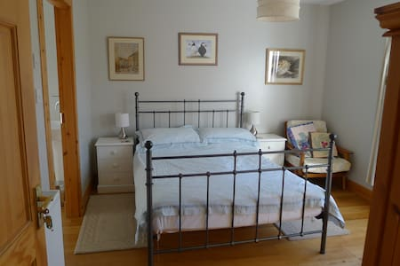 Double room, Caorann b&b. - Isle of Mull - Pousada