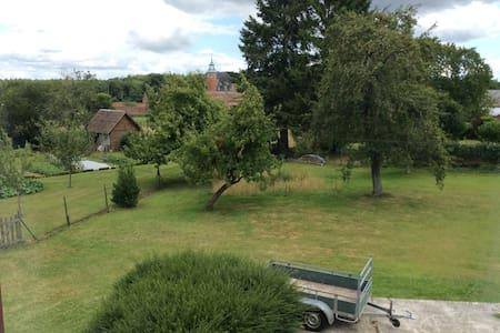 3 ch de 2 p à 35 km de Rouen 190€ - Boissey-le-Châtel - House