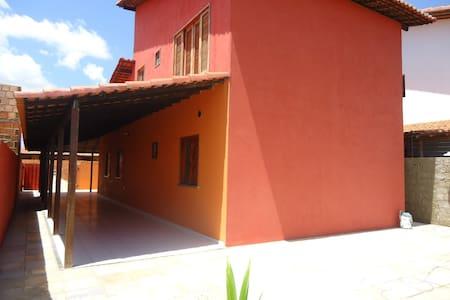 Beach house Luis Correia