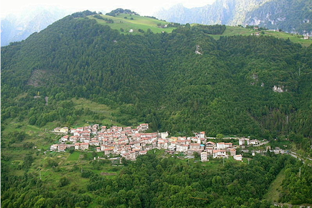 Terre incontaminate tra i due laghi - Magasa - Appartement