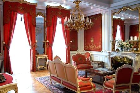 La Demeure du Baron de Joursanvault - Castle