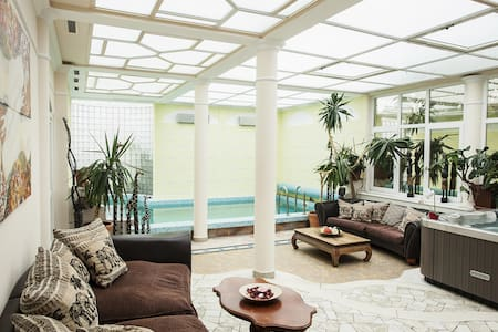 Luxury villa with swimming pool... - Budapest