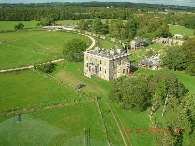 Castle Ellen House, Athenry, Galway - Castle