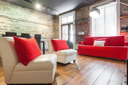LOFT La Porte Rouge/ The Red Door - Québec
